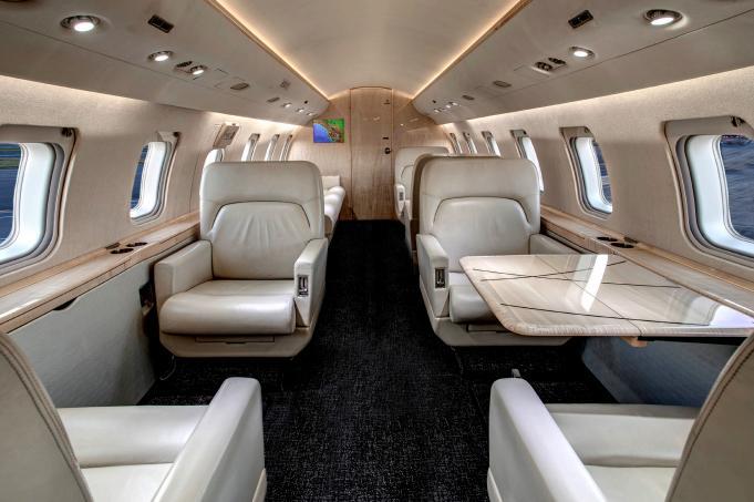 2010 Bombardier Challenger 605 Photo 3
