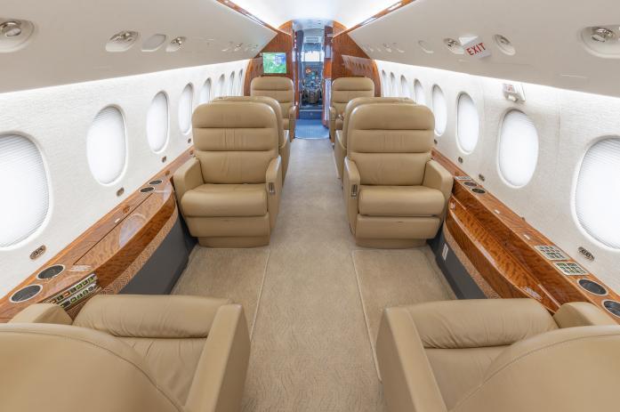 Dassault Falcon 2000 Photo 5