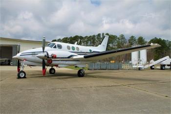 1976 BEECHCRAFT KING AIR C90 for sale - AircraftDealer.com