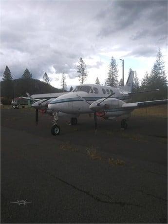 1969 BEECHCRAFT KING AIR B90 for sale - AircraftDealer.com