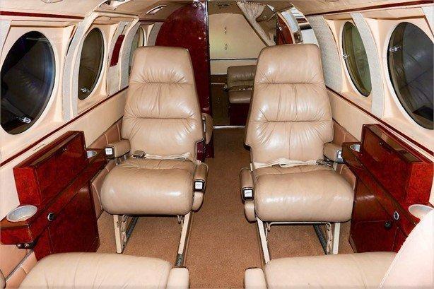 1973 BEECHCRAFT KING AIR C90 Photo 3