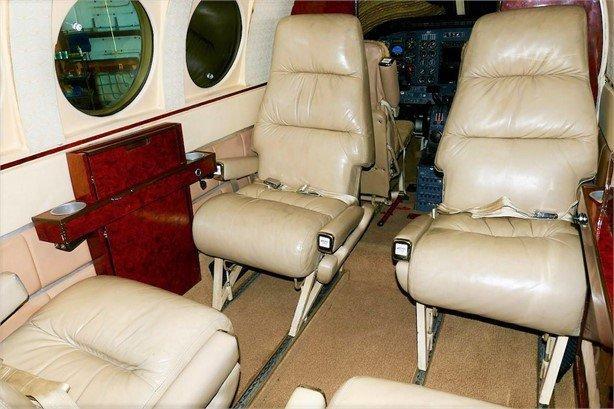 1973 BEECHCRAFT KING AIR C90 Photo 4