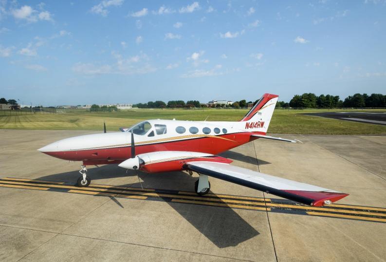 1978 Cessna 414A Photo 2