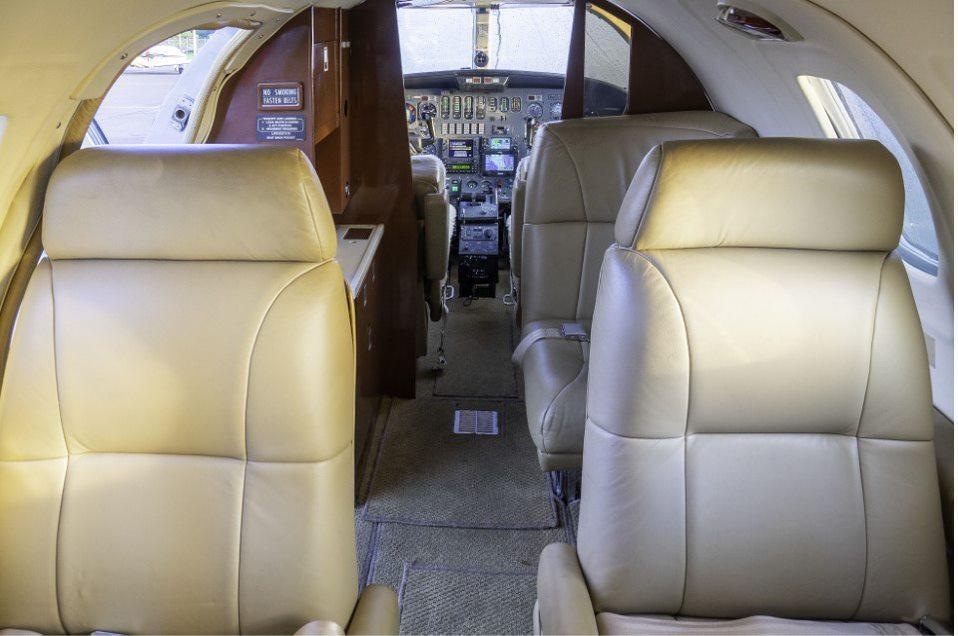 1977 Cessna Citation 501 Photo 4