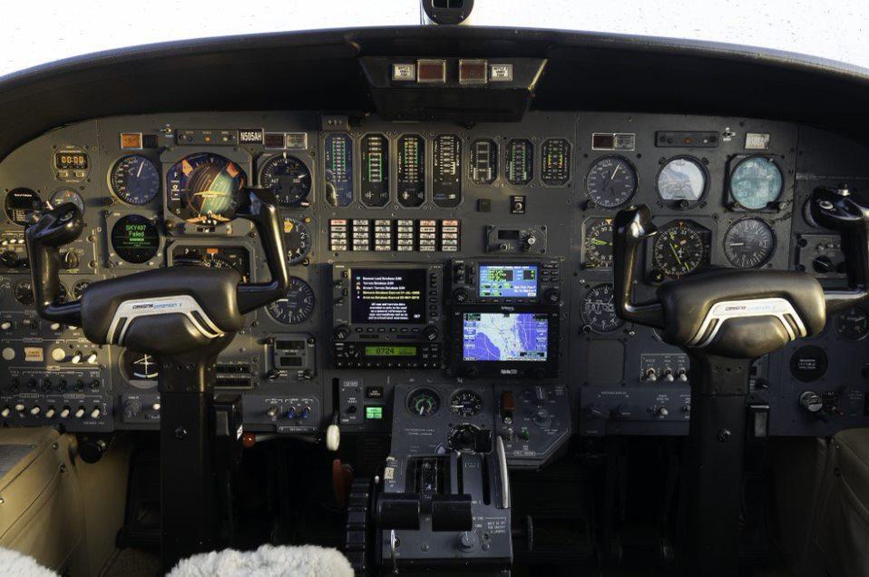1977 Cessna Citation 501 Photo 7