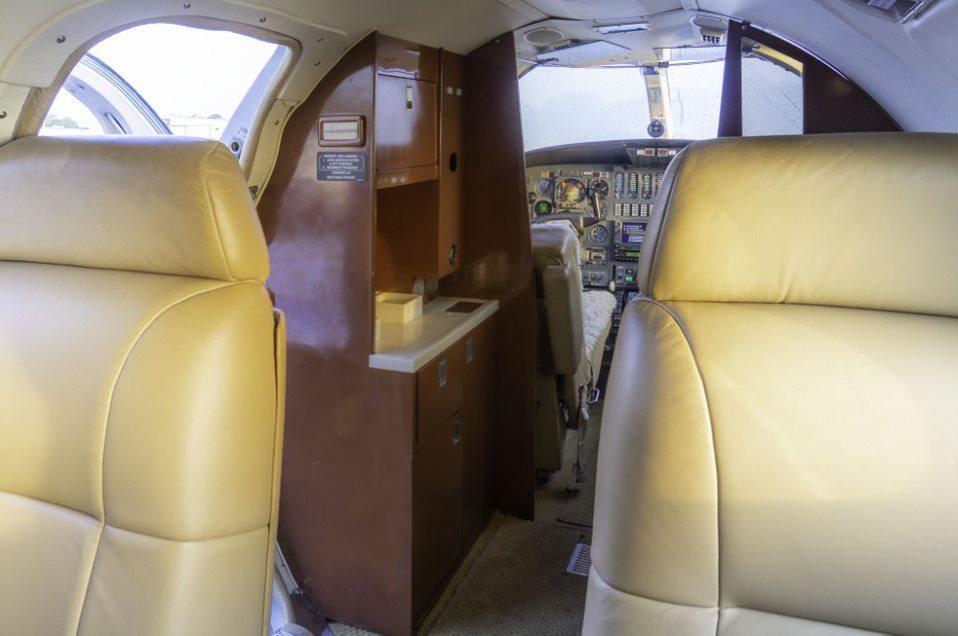 1977 Cessna Citation 501 Photo 6