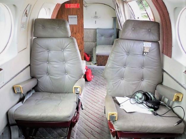1981 Beech King Air C90 Photo 3