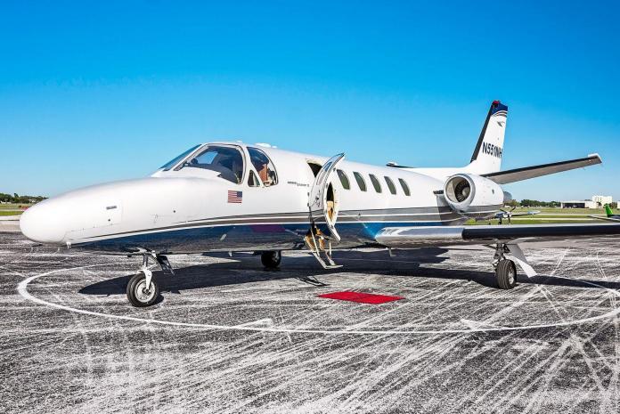 Cessna Citation IISP Photo 2