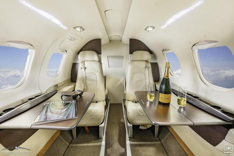2009 Embraer Phenom 100 Photo 3