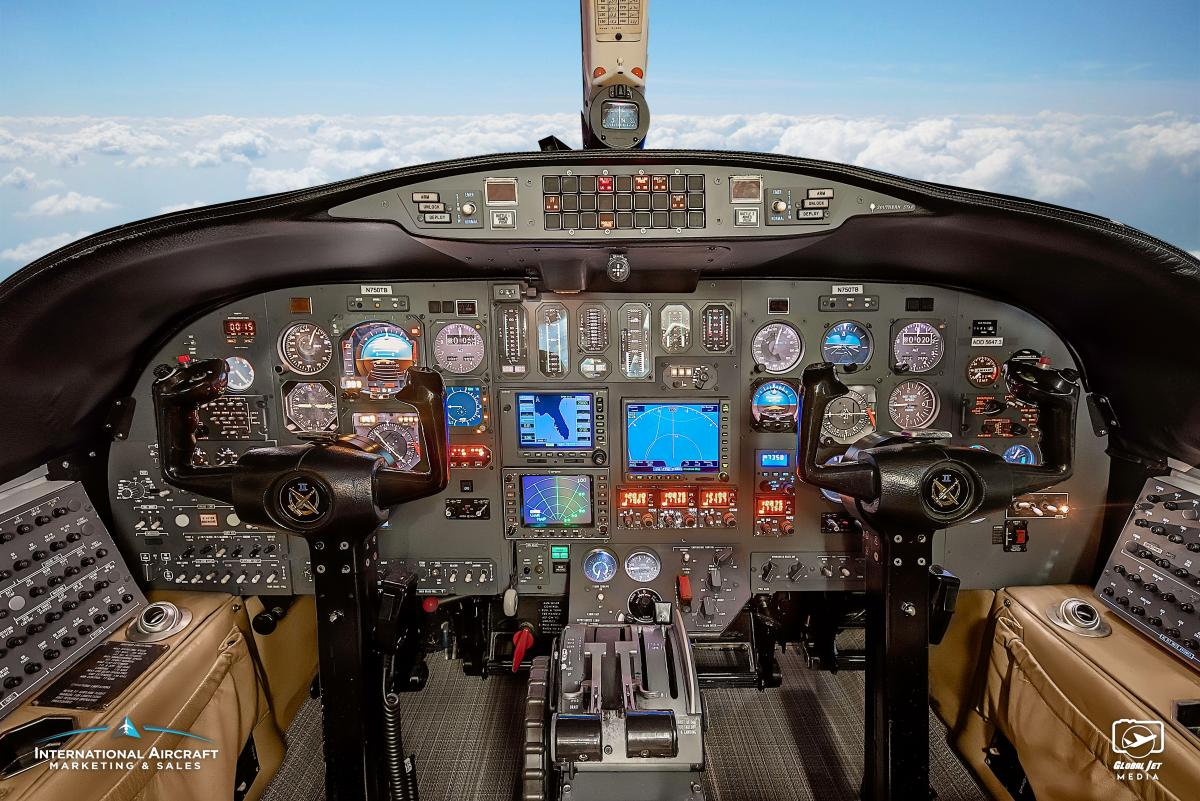 1988 Cessna Citation II Photo 2