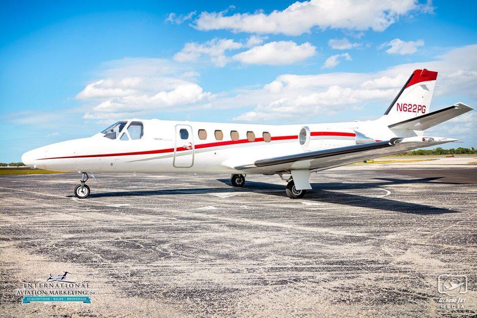 1978 Cessna Citation 550 Photo 6