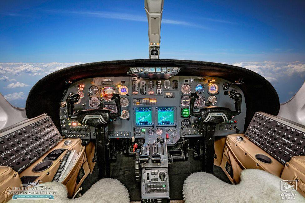 1978 Cessna Citation 550 Photo 3