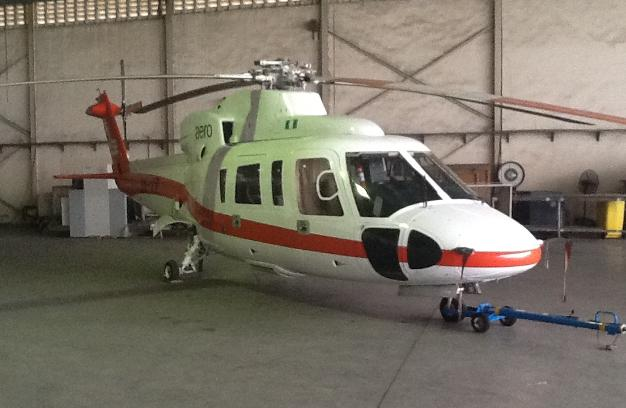 2000 Sikorsky S76C+ for sale Photo 2