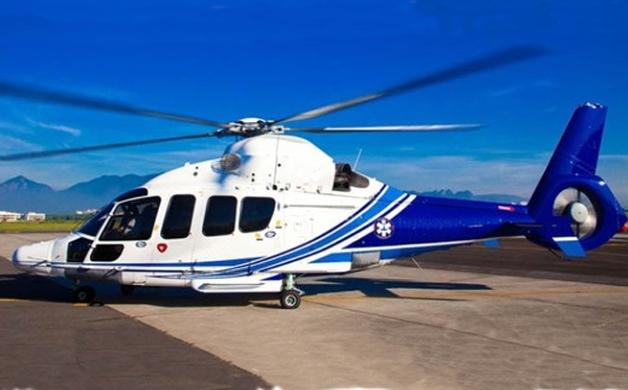 2010 EMS Eurocopter EC155 B1 for Sale Photo 2