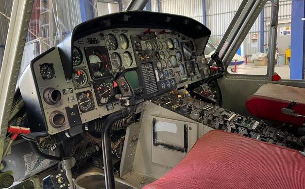 1978 Bell 212 Available for Sale or Lease Photo 4
