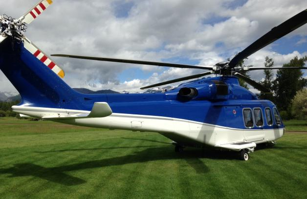 2006 VVIP AW139 Helicopter in Immaculate condition - Photo 1