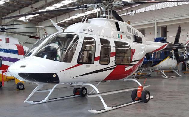 2009 Bell 407 for Sale Photo 2