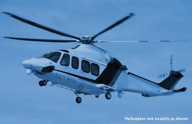 2011 Agusta AW139 Helicopter for sale Photo 2