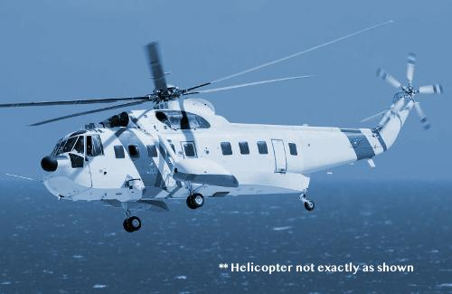1975 Sikorsky S-61N Helicopter for Sale - Photo 1