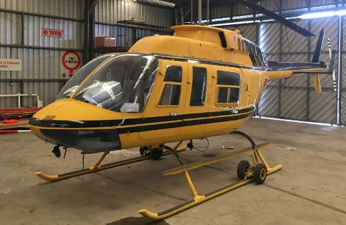 1991 Bell 206L-3 for Sale Photo 2