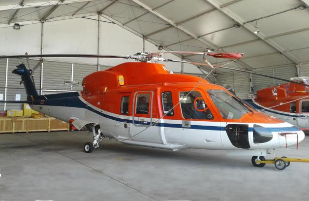 2008 Sikorsky S-76C++ for Sale Photo 2