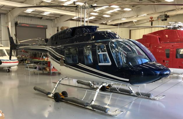 1983 Bell 206 L3 for Sale or Lease Photo 2