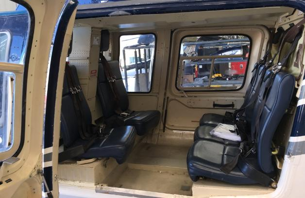 1983 Bell 206 L3 for Sale or Lease Photo 4