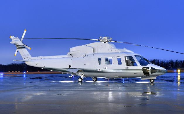 1998 VIP Sikorsky S-76C+ for Sale Photo 2