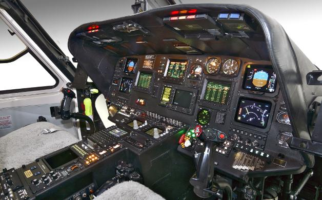 1998 VIP Sikorsky S-76C+ for Sale Photo 3