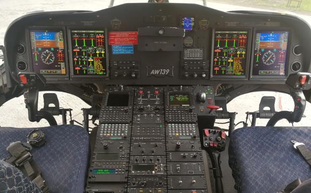 2012 Agusta AW139 for Sale Photo 3