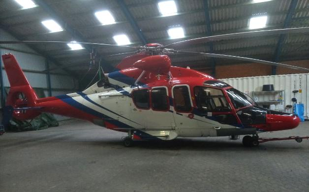 2009 Eurocopter EC155B1 for sale Photo 2