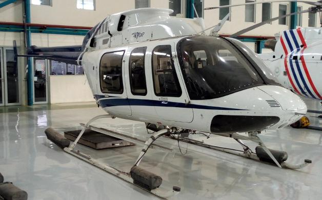 2017 Bell 407GXP helicopter for sale Photo 2
