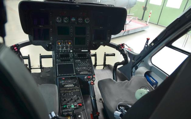 2009 Eurocopter EC135 P2+ helicopter for Sale Photo 4