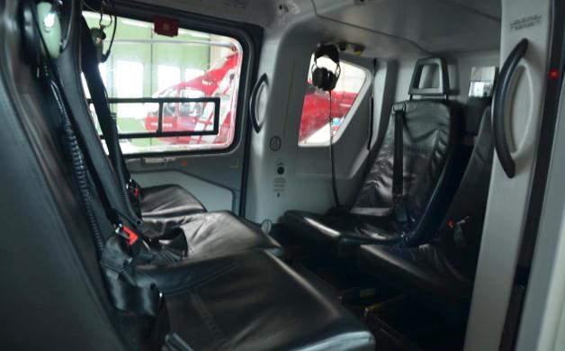 2009 Eurocopter EC135 P2+ helicopter for Sale Photo 3
