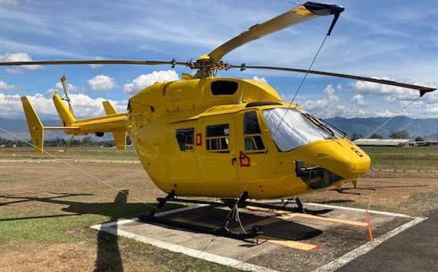 1985 Eurocopter BK117B2 for Sale Photo 2