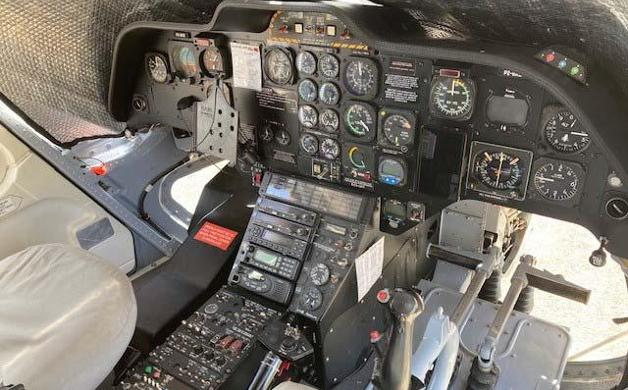 1985 Eurocopter BK117B2 for Sale Photo 3
