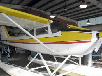 1966 Cessna 172G Float Plane for sale - AircraftDealer.com
