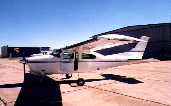 1982 T210N Centurion II - Photo 1