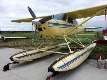 1974 Cessna 185F Amphib for sale - AircraftDealer.com