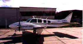 1970 Beech Baron 58 for sale - AircraftDealer.com