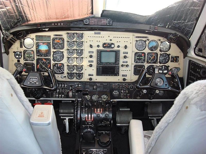 1980 Beech King Air 200 Photo 6