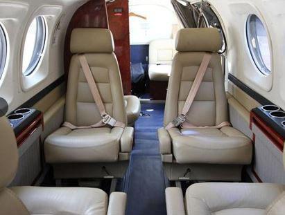 2001 Beech King Air C90B Photo 3