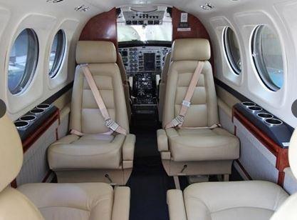 2001 Beech King Air C90B Photo 4