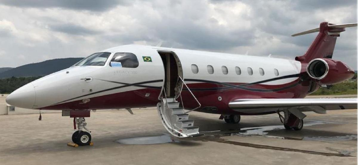 2015 Embraer Legacy 500 Photo 2