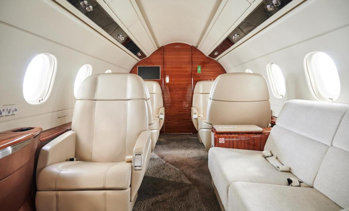 2015 Embraer Legacy 500 Photo 4