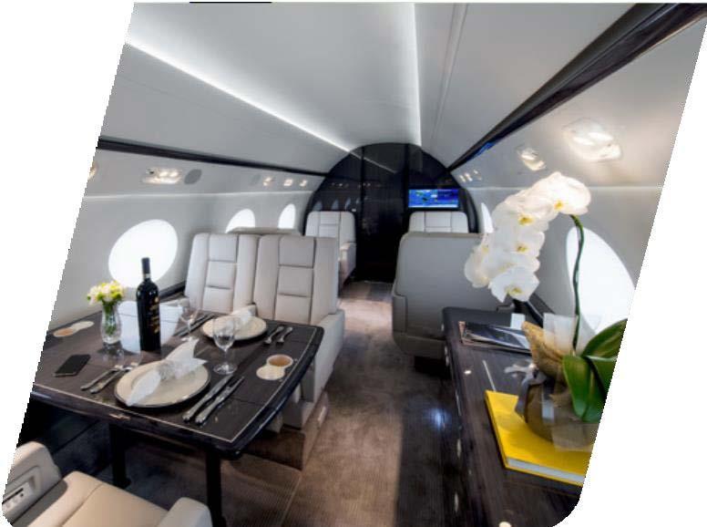 2015 Gulfstream G450 Photo 4