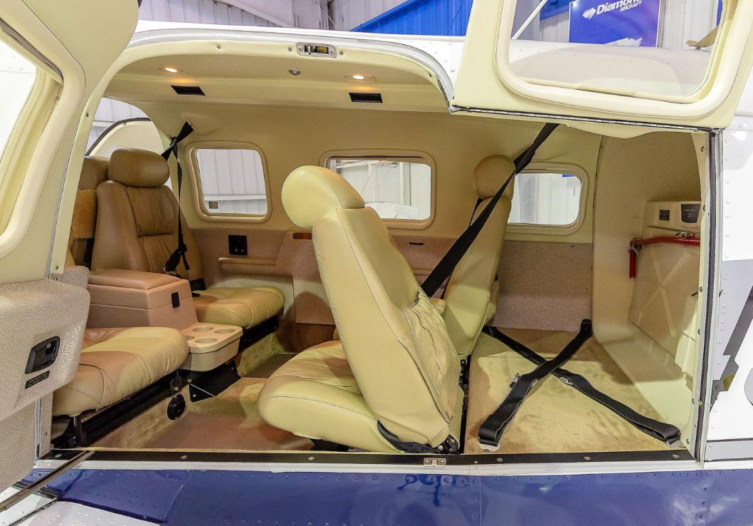 2007 Piper Saratoga II TC Photo 6
