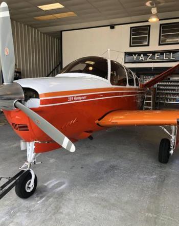 1954 Beech E35 Bonanza for sale - AircraftDealer.com