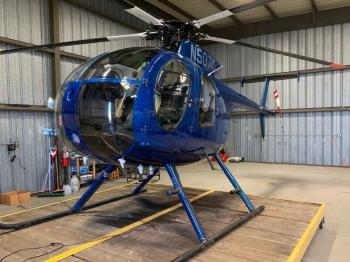 1981 MCDONNELL DOUGLAS 500D for sale - AircraftDealer.com