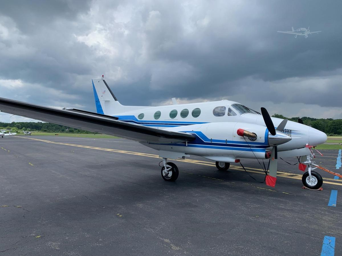 1981 BEECHCRAFT KING AIR C90A Photo 2